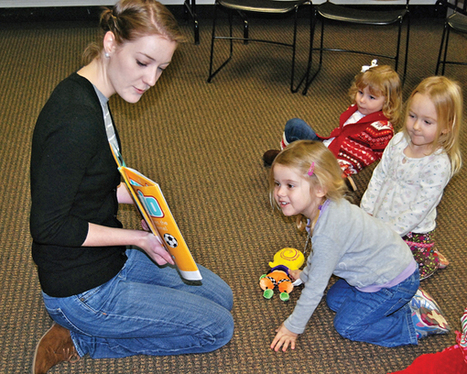 The Daily Post-Athenian | Storytime at E.G. Fisher Public Library | Tennessee Libraries | Scoop.it