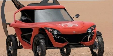 Une voiture volante française bientôt commercialisée ? | Projet SF | Scoop.it