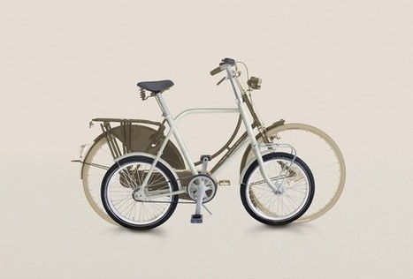 The Corridor Bicycle par David Roman Lieshout - Journal du Design | Ca m'interpelle... | Scoop.it