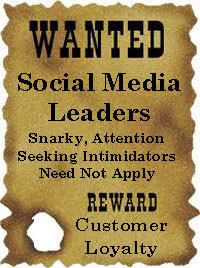 Wanted: Social Media Leaders — Multichannel Magic | SOCIAL MEDIA, what we think about! | Scoop.it