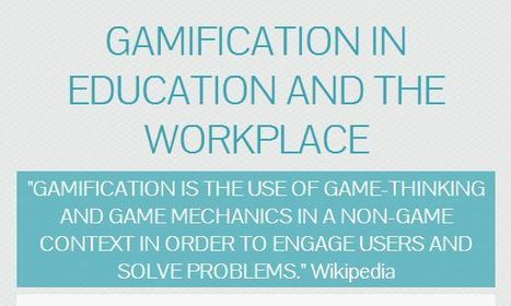 Gamification in education & the workplace | technoliterati v.2.0 | Scoop.it
