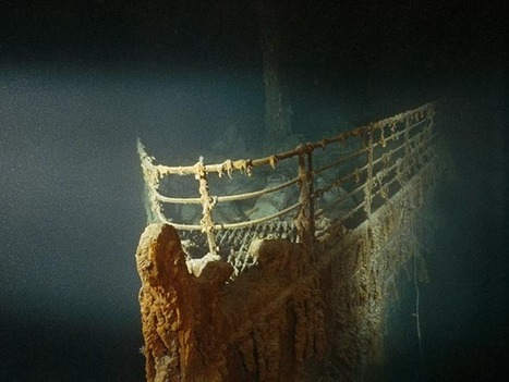 New Bacteria Found on Titanic; Eats Metal | All about water, the oceans, environmental issues | Scoop.it