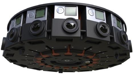 Google et GoPro s'allient pour révolutionner la réalité virtuelle | Geeks | Scoop.it