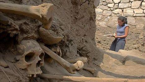 Arqueólogos investigan una posible nueva civilización en la costa norte de Perú | ArqueoNet | Scoop.it