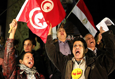 Egyptians, Inspired by Tunisia, Use Facebook to Set Up Protest March - TIME | Coveting Freedom | Scoop.it