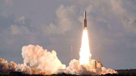 Bedrijf uit Charleroi verwerft contract voor deel van superraket   kap-BoetsA   Scoop.it