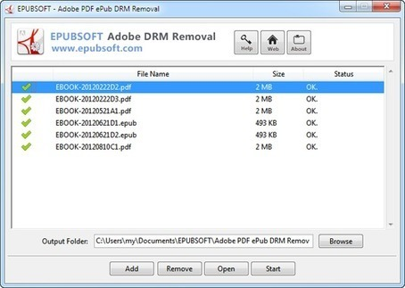 How to Remove DRM from ePUB & PDF on Adobe Digital Editions ? | Litteris | Scoop.it