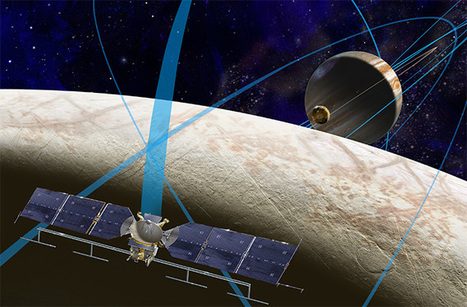 Did Comets Spark Alien Life in Europa's Oceans? | Lauri's Environment Scope | Scoop.it