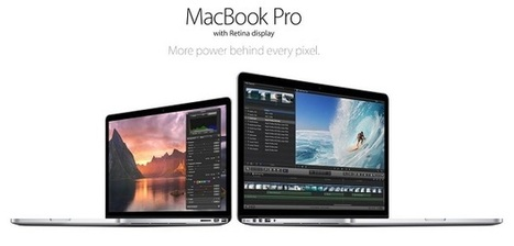 Apple's MacBook Pro laptops with Retina display now sports Intel Haswell CPU | NoypiGeeks | Philippines' Technology News, Reviews, and How to's | MacBook | Scoop.it