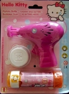 "Five-Year-Old Girl Suspended For ""Terroristic-threat"" To Shoot Classmates With Pink Bubble Gun 