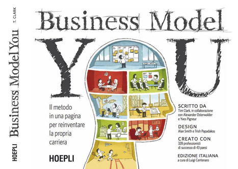 Business Model You: finalmente in Italiano con HOEPLI | Ecosistema XXI | Scoop.it