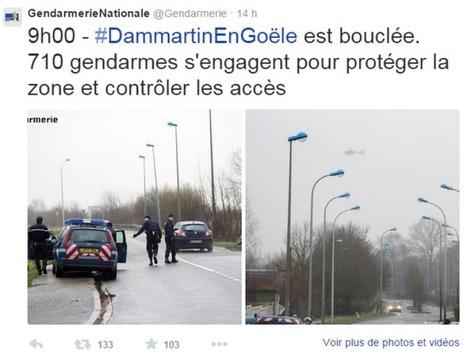 Opérations de com à l'Elysée et à la gendarmerie | Libėration | Clemi - De la communication, politique, publique, publicitaire... | Scoop.it