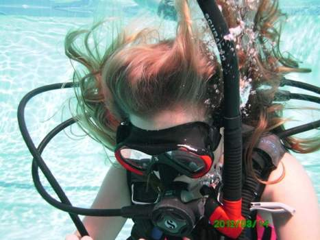 Scuba diving not hinered by age barriers | All about water, the oceans, environmental issues | Scoop.it