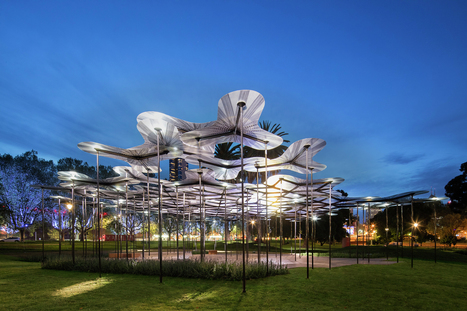 AL_A's MPavilion Gifted to Melbourne, Relocates to Public Park | World Architecture | Scoop.it