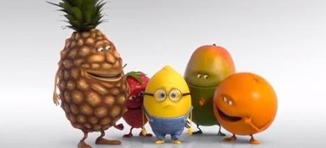 Les fruits Oasis rencontrent les minions de Moi, moche et méchant 2 !   OasisOSF   Scoop.it