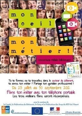 """Opération """"100 femmes, 100 métiers"""", du 15 au 30 novembre 2012 / Brèves / Actualités / Agenda / Accueil - Portail de l'Etat en Bretagne   Formation, e-learning, cultures numériques et Web 2.0 : Le Numérique au Service de la Pédagogie (et pas le contraire)   Scoop.it"""