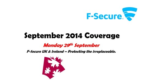 September Coverage (29th) | F-Secure Coverage (UK) | Scoop.it
