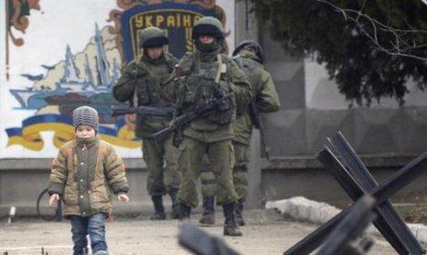 L'Ucraina autorizza l'uso delle armi contro i dissidenti della Crimea   Attualità   Scoop.it