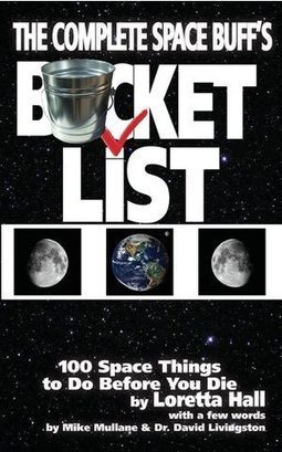 Review: The Complete Space Buff's Bucket List | The Space Review | The NewSpace Daily | Scoop.it
