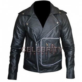 John Travolta Grease Leather Jacket | Celebrity Movie And Gaming Jackets | Scoop.it