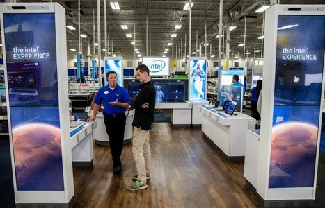 Best Buy to Display 3D Printing Technology in Stores with 50 Intel Technology ... - 3DPrint.com | Peer2Politics | Scoop.it