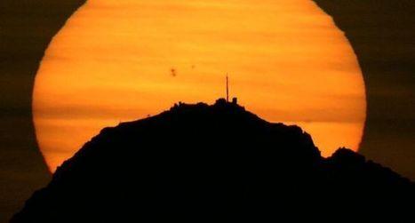 Où voir le Soleil  se coucher derrière le Pic du Midi | The Blog's Revue by OlivierSC | Scoop.it