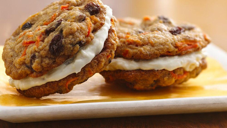 Carrot Cake Cookies Recipe, Top Recipes, Traditional Recipe Ebook, recipe review | Healthy Recipes | Scoop.it