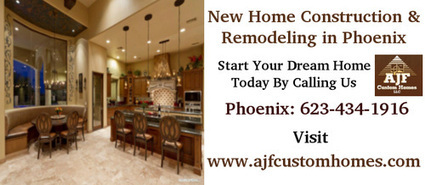 New Home Construction and Remodeling in Phoenix | Custom Homes | Scoop.it