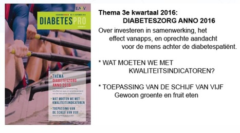Diabetes pro 3 | Praktijkondersteuner Zuyd | Scoop.it