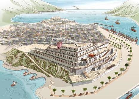 Hallado en Cartagena el palacio de Asdrúbal | Arqueología, Historia Antigua y Medieval - Archeology, Ancient and Medieval History byTerrae Antiqvae (Blogs) | Scoop.it
