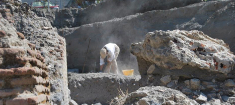 Apolline Project: new discoveries on the dark side of Vesuvius | Archaeology News | Scoop.it