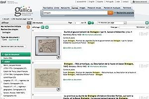 GénéInfos: De nouveaux plans de la Bretagne en ligne sur Gallica | GenealoNet | Scoop.it