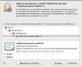 Opinion : Flame ravive la question des certificats | La sécurité des SI | Scoop.it