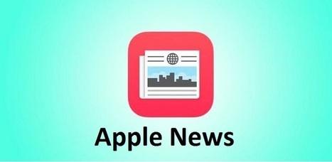 Apple News booste le trafic des éditeurs mais pas leurs revenus | Référencement internet | Scoop.it
