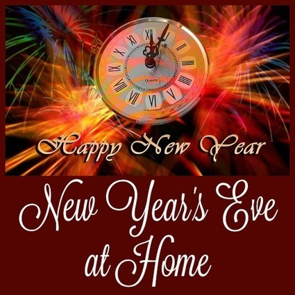 New Year's Eve at Home – Tips For a Quiet and Relaxing Evening | Homemaking | Scoop.it