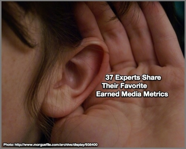 Earned Media Metrics: How To Track Your Results | Google Plus Business Pages | Scoop.it
