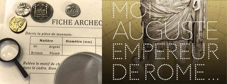 Moi, Auguste, empereur de Rome…pour les familles et enfants   L'art, petit à petit   Scoop.it