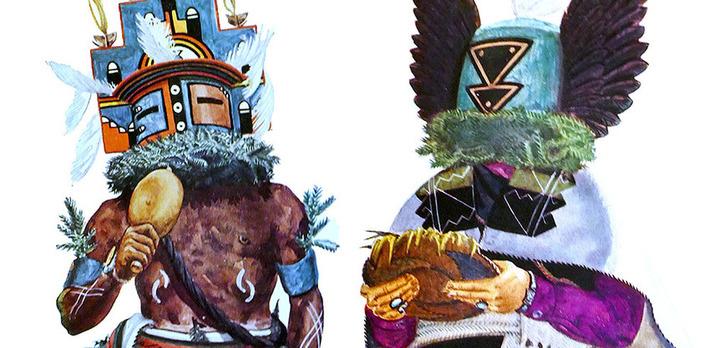 Masques sacrés : les Indiens hopi réclament leur restitution | Télérama | Kiosque du monde : Amériques | Scoop.it