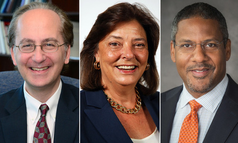 A Trio of New Deans at Law Schools Across the State | Library Collaboration | Scoop.it