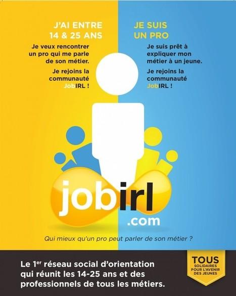 Un réseau social pour l'orientation professionnelle ! | multimodalité | Scoop.it