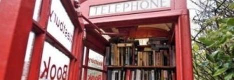 Roma, arriva la bibliocabina per scambiarsi i libri - PIU' LIBRI PIU' LIBERI | SPORT   ARTE  E  CULTURA | Scoop.it