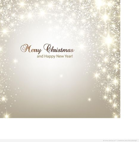 4 Free Vector Christmas Backgrounds with Sparkles | Web Design Blog | Ideas | Scoop.it