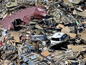 La courage et la détresse des Japonais un mois après le séisme | swissinfo | Japon : séisme, tsunami & conséquences | Scoop.it