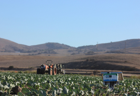 Precision Ag Tech Helps California Farmers Grow More With LessWater | Heron | Scoop.it