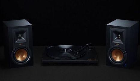 Klipsch R-15PM : enceintes Hi-Fi de nouvelle ère, sans-fil avec entrée USB et phono… pour platine vinyle | ON-TopAudio | Scoop.it