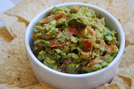 Spicy Guacamole | Essential Oils Recipe | Scoop.it