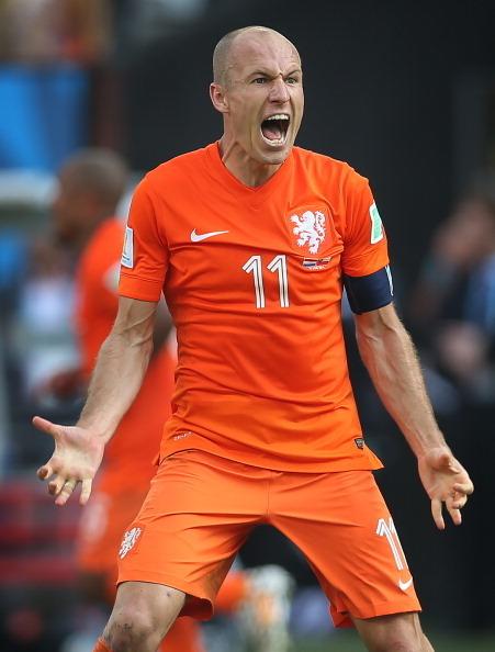 Robben Konsisten, Belanda Jadi Juara Tiga - Bola | Piala Dunia 2014 - Belanda | Scoop.it