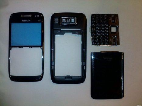 Vỏ Nokia E72- Nokia E71- Nokia E63 chính hãng mới 100% | khóa học lập trình web php | Scoop.it