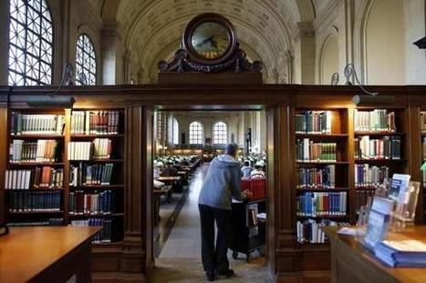 Few complain about censorship at Mass. libraries - Boston Globe | School Libraries | Scoop.it