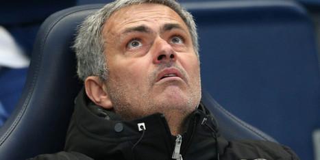 Jose Mourinho หัวเสีย ผิดแผน | SBOBET OZ | SBOBET | Scoop.it